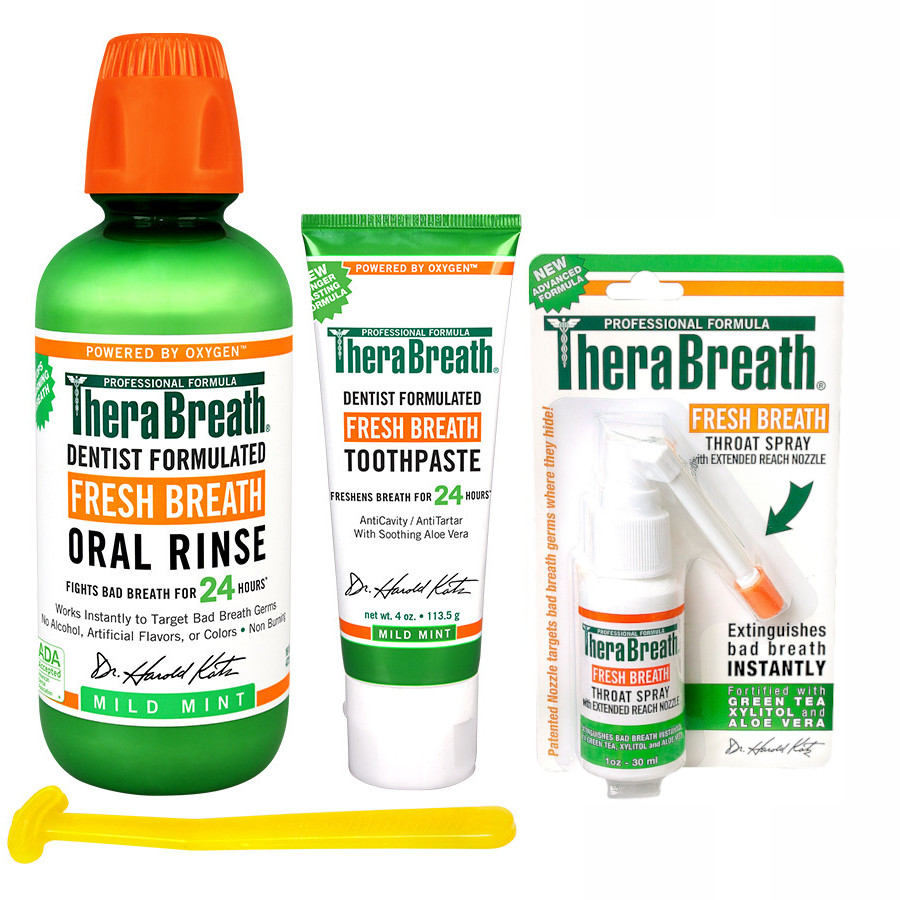 therabreath for halitosis